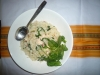 Easy rice-cooker Risotto