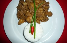 Cumin chili lamb with yogurt 1