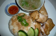 Hainan chicken rice6