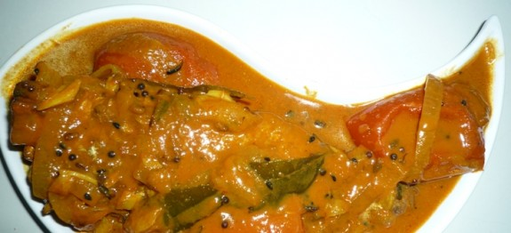 CF 8of 60 Malaysian fish curry