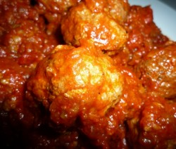 CF11 of 60 Meat balls Bolognaise2