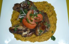 lamb-shanks-with-rosemary-mint-and-semolina