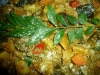Vegetable and Potato Curry in Coconut Milk